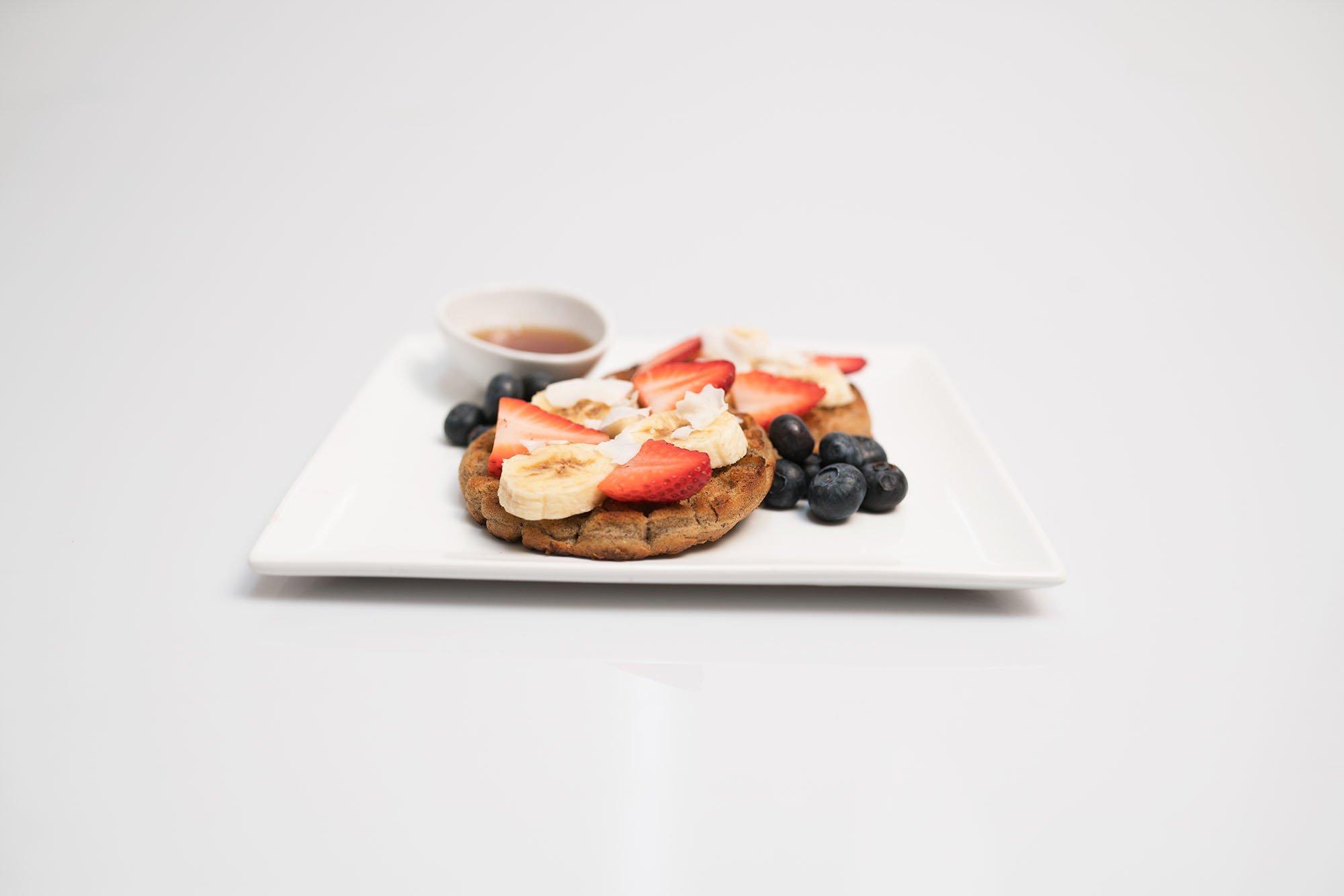 Organic Vegan Waffles Pompano Beach